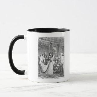 The Marriage of The Princess Charlotte of Mug