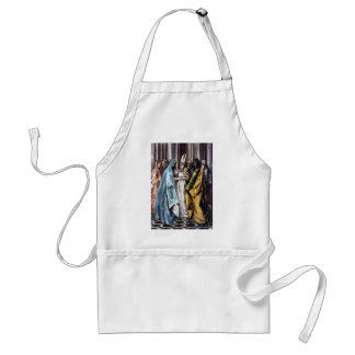 'The Marriage of the Virgin' Standard Apron