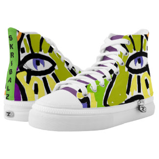 The Marshallz Printed Shoes