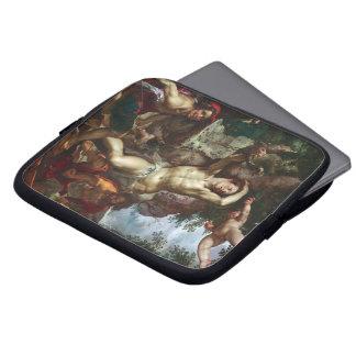 The Martyrdom of Saint Sebastian Joachim Wtewael Laptop Computer Sleeve