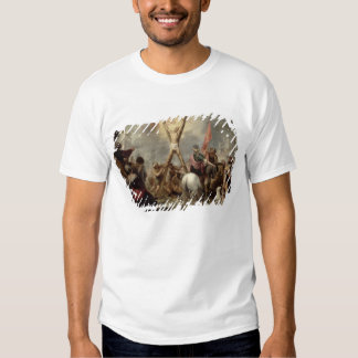 The Martyrdom of St. Andrew, 1675-82 (oil on canva T-shirts