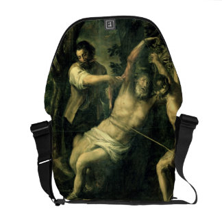 The Martyrdom of St. Bartholomew 2 Courier Bags