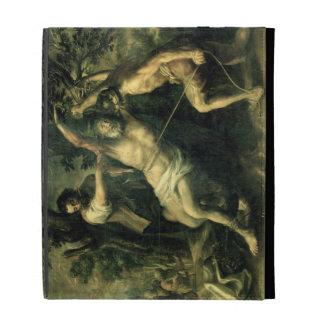 The Martyrdom of St. Bartholomew 2 iPad Folio Case