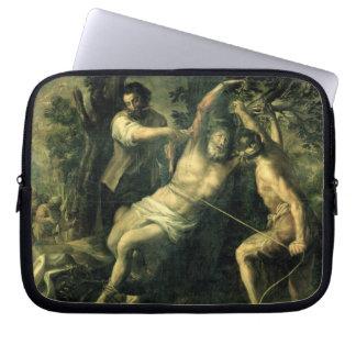 The Martyrdom of St. Bartholomew 2 Laptop Sleeves