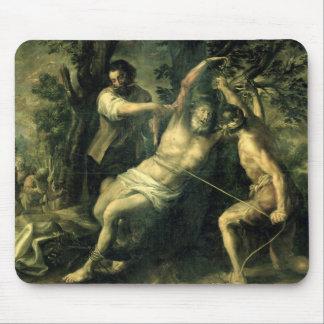 The Martyrdom of St. Bartholomew 2 Mouse Pad