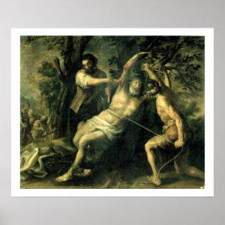 The Martyrdom of St. Bartholomew 2 Poster