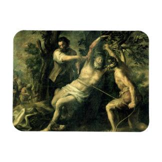 The Martyrdom of St. Bartholomew 2 Magnets