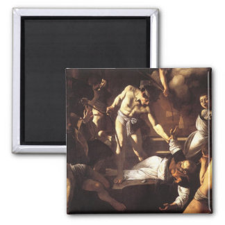 The Martyrdom of St Matthew Magnet