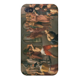 The Martyrdom of St.Paul iPhone 4/4S Covers