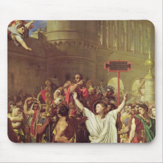 The Martyrdom of St. Symphorien, 1834 Mouse Pad