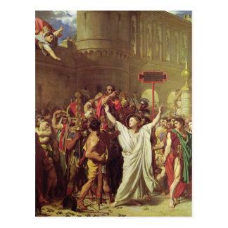 The Martyrdom of St. Symphorien, 1834 Postcard