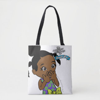 The Marvelous Busy Bri Tote Bag