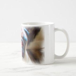 The Marvin Pug mug