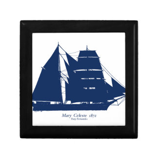 The Mary Celeste 1872 by tony fernandes Gift Box