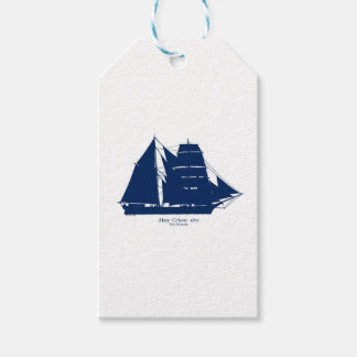 The Mary Celeste 1872 by tony fernandes Gift Tags