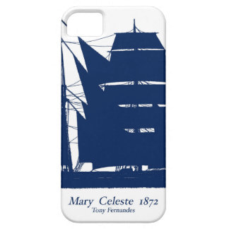 The Mary Celeste 1872 by tony fernandes iPhone 5 Covers