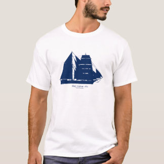 The Mary Celeste 1872 by tony fernandes T-Shirt
