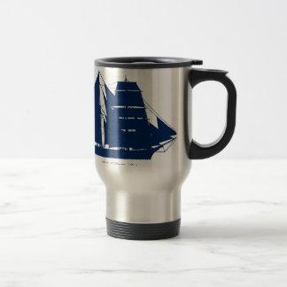 The Mary Celeste 1872 by tony fernandes Travel Mug