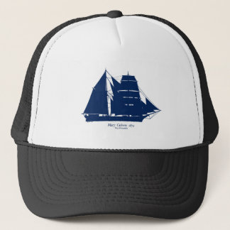The Mary Celeste 1872 by tony fernandes Trucker Hat