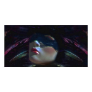 The Mask Customised Photo Card
