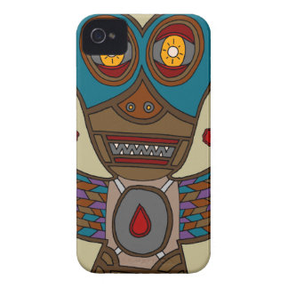 The Masked Blood Bat Case-Mate iPhone 4 Case