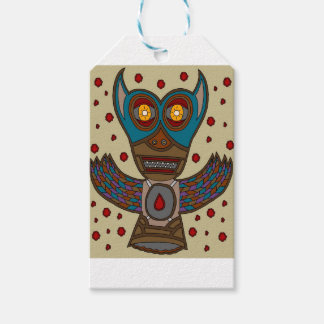 The Masked Blood Bat Gift Tags