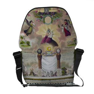 The Masonic Record Messenger Bag
