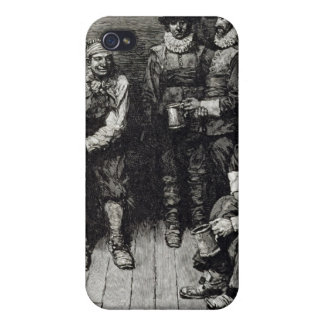 The Master Caused us to have some Beere' iPhone 4 Cover