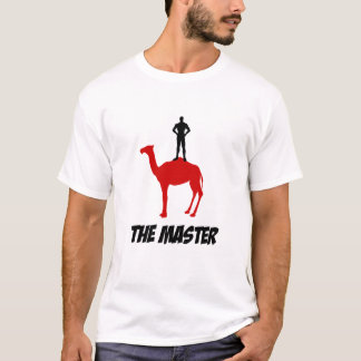 The Master - t-shirt
