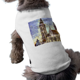 The Mathias Church Budapest Art Shirt