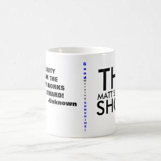 The Matt Smanski Show Coffee Mug