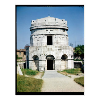 The Mausoleum of Theodoric Postcard