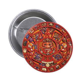 The Mayan Calendar Buttons