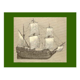 The Mayflower Postcard
