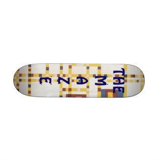 The Maze Skateboard