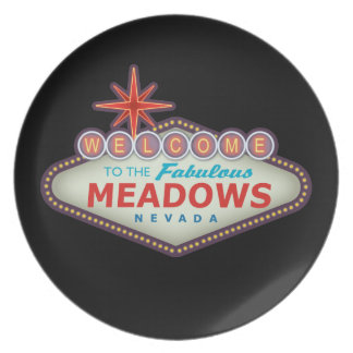 The Meadows Plates