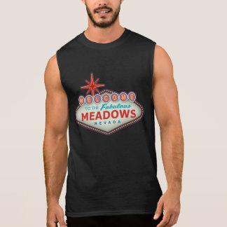 The Meadows Sleeveless T-shirts