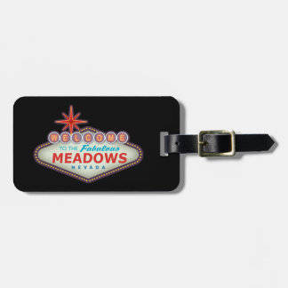 The Meadows Tag For Bags