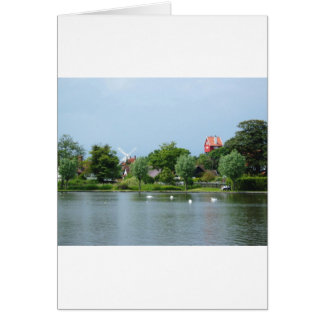The Meare Thorpness Suffolk Greeting Card