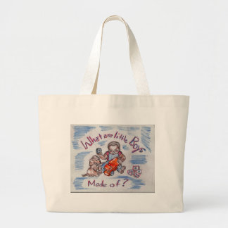 The Mechanic Large Tote Bag