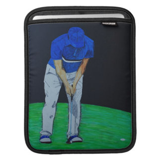 The Medalist iPad Sleeve