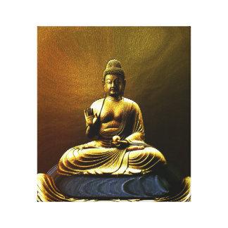 The Meditative State Canvas Print
