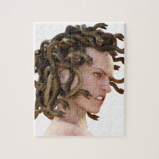 The Medusa Jigsaw Puzzle