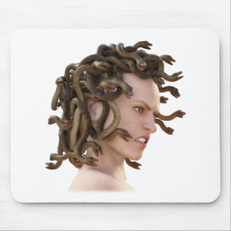 The Medusa Mouse Pad