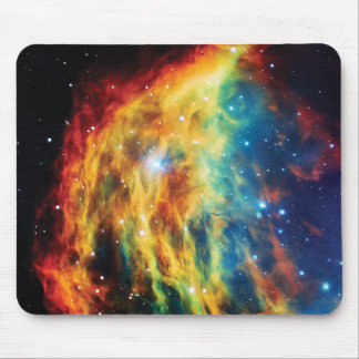 The Medusa Nebula Mouse Pad