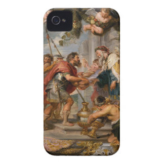 The Meeting of Abraham and Melchizedek Rubens Art iPhone 4 Cover