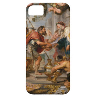 The Meeting of Abraham and Melchizedek Rubens Art iPhone 5 Case