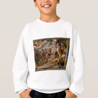 The Meeting of Abraham and Melchizedek Rubens Art Sweatshirt