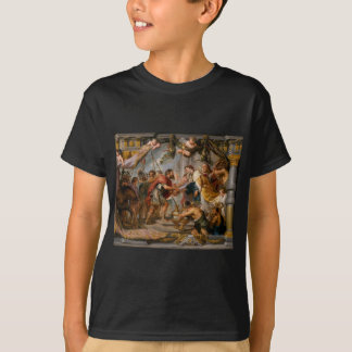 The Meeting of Abraham and Melchizedek Rubens Art T-Shirt