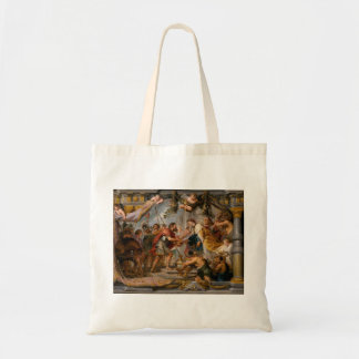 The Meeting of Abraham and Melchizedek Rubens Art Tote Bag